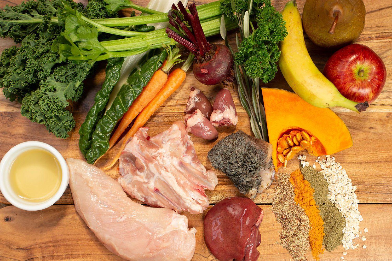 Chicken and Fruit - Bulk Buy