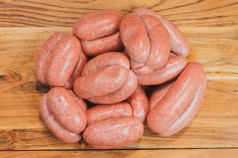 100% Chicken Sausages