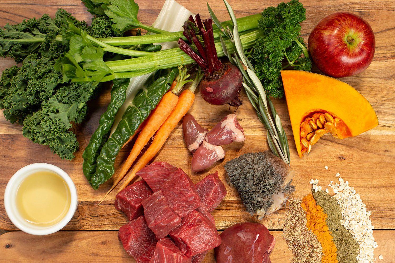 Beef & Veggie